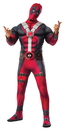 Rubie's RU-820181 Deadpool Dlx Costume Adult Std