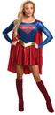 Rubie's RU-820238MD Supergirl Adult Medium