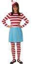 Rubies RU-821176SM Where'S Waldo Wenda Adt Sm