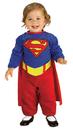 Rubies 85302 Supergirl Infant