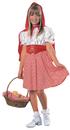 Rubie's RU-881066LG Red Riding Hood Child Large