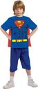 Rubie's RU-881346LG Superman Child Shirt Cape Lg