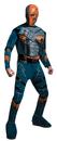 Morris Costumes RU-881392MD Deathstroke Adult Med