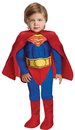 Morris Costumes RU-882626TD Superman Muscle Toddler