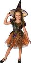 Rubie's RU-882684SM Elegant Witch Child Sm