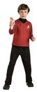 Rubie's RU-883593LG Star Trek Child Red Large