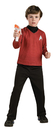 Rubie's 883593MD Star Trek Chld Dlx Red Cost Md