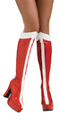 Rubies 884019LG Wonder Woman Boots Large
