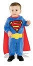 Rubies 885301N Superman Newborn 0-6 Months