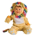 Rubie's RU-885357I Fearless Lil Lion Infant 12-18
