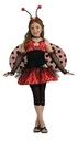 Rubie's RU-886119SM Ladybug Tween Small 0-2