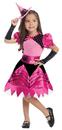 Rubie's RU-886754MD Barbie Witch Child Medium