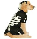 Rubie's RU-887825MD Pet Costume Bones Glows Md
