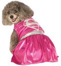 Rubie's RU-887839MD Pet Costume Pink Supergirl Md