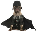 Rubie's RU-887852LG Pet Costume Darth Vader Large