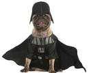 Rubie's RU-887852SM Pet Costume Darth Vader Sm