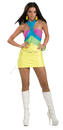 Rubie's 888697SM Neon Groove Small