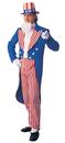 Rubie's RU-888925LG Uncle Sam Adult Costume Large