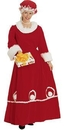 Rubies 995LG Mrs Claus Adult Large Web