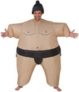 Morris Costumes SS-25795G Sumo Wrestler Adult Inflatable