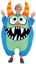Morris Costumes SS-55177G Inflate Scareblown Blue Child