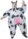 Morris Costumes SS-57975G Cow Inflatable Costume Adult