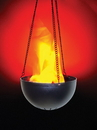 Morris Costumes SS-85411 Hanging Flame Light