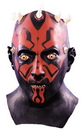 Morris Costumes TA-208 Darth Maul Mask Latex