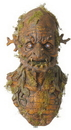 Morris Costumes TA-354 Tree Witch Mask Latex