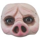 Morris Costumes TA-492 Half Pig Mask