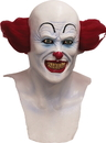 Morris Costumes TB-26580 Scary Clown Mask