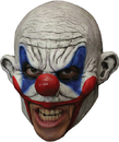 Morris Costumes TB-27516 Clooney Clown Chinless Latex M