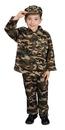 Dress Up America UP-202MD Army Medium 8 To 10
