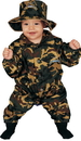 Dress Up America UP-296T Baby Military Officr 12 To 24M
