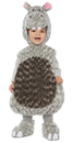Underwraps UR-25703TLG Hippo Toddler Large 2-4T