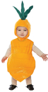 Underwraps UR-25704TXL Carrot Toddler Xl 4-6