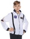 Underwraps UR-25726LG Astro Jacket Child White Lg 10