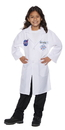 Underwraps UR-25730SM Rocket Scientist Lab Coat Ch S