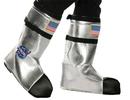 Underwraps UR-25737 Astro Boot Tops Child Silver