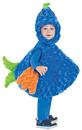 Underwraps UR-25810TMD Big Mouth Blue/Gr Fish 18-24T