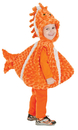 Underwraps UR-25811TMD Big Mouth Clown Fish Tod 18-24