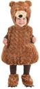 Underwraps UR-25816TMD Teddy Bear Toddler 18-24