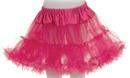 Underwraps UR-25838 Petticoat Tutu Child Fuchsia
