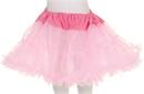 Underwraps UR-25840 Petticoat Tutu Chld Bubble Gum