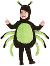 Underwraps UR-25971TMD Spider Toddler 18-24 Mo