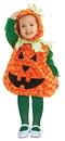 Underwraps UR-25975TLG Pumpkin Toddler 2T-4T