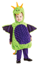 Underwraps UR-25977TMD Dragon Toddler 18-24T