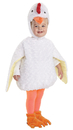 Underwraps UR-25979TLG Chicken Toddler 2-4