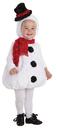Underwraps UR-25980TLG Snowman Toddler 2-4