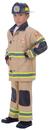 Underwraps UR-25988MD Firefighter Child Tan Md 6-8